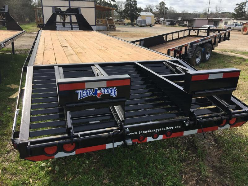 2019 Texas Bragg Trailers ED275TDGN20 Utility Trailer