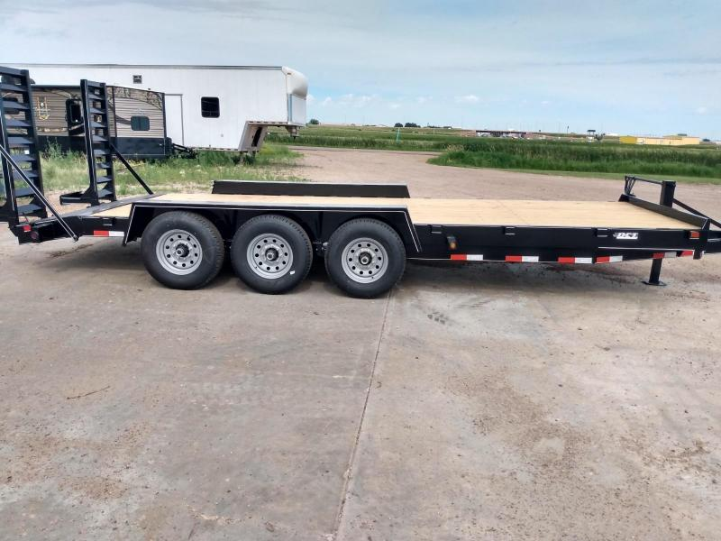 2021 DCT 22' DCT Equipment Trailer