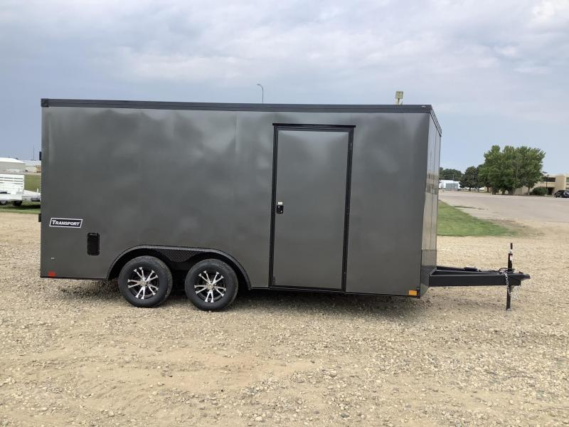 2021 Haulmark 8.5x16TSV Enclosed Cargo Trailer