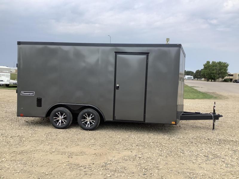 2021 Haulmark 8.5x16TSV Enclosed Cargo Trailer