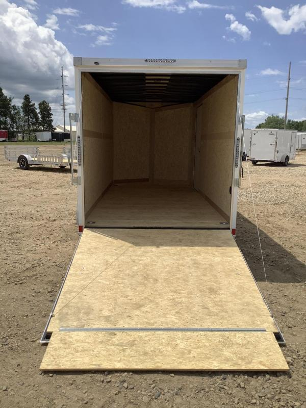 2021 Haulmark 7x16x7 Enclosed Cargo Trailer