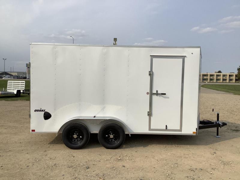 2022 Impact Trailers 7' x 14' Enclosed Cargo Trailer
