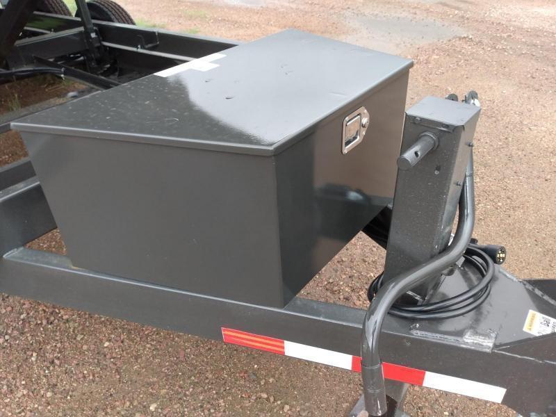 "2021 Global Equipment Co. 80"" X 14' HD Dump Trailer"