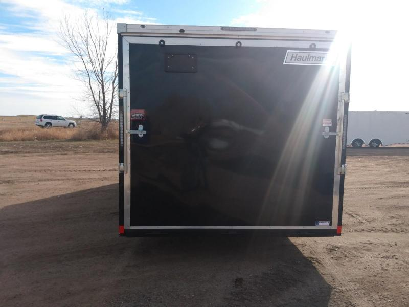 2021 Haulmark 8.5 X 24' Enclosed Cargo Trailer