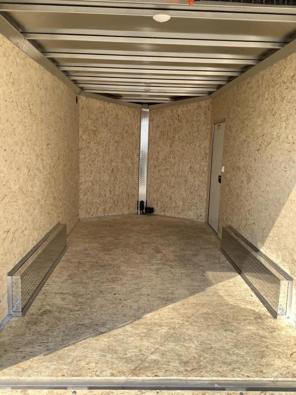 2022 Alcom-Stealth 7.5x14 Enclosed Cargo Trailer