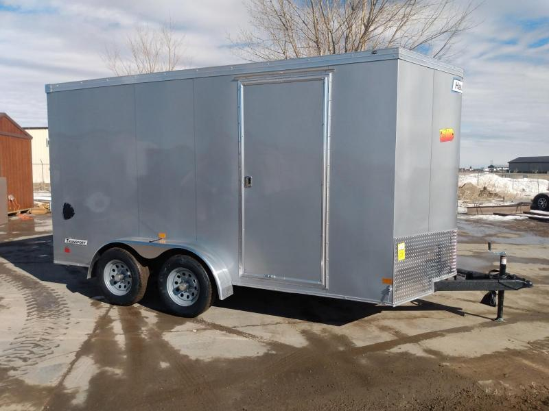 2021 Haulmark 7x14x7 Enclosed Cargo Trailer