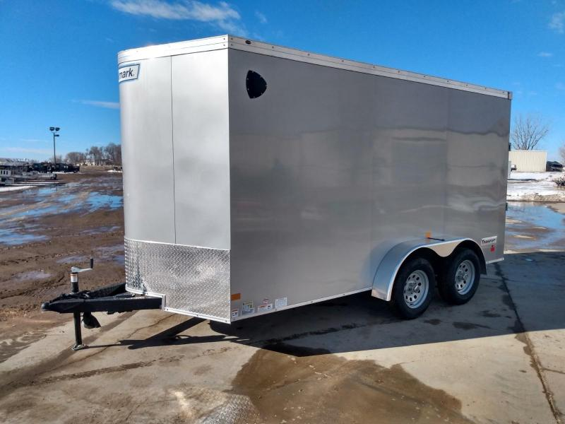 2021 Haulmark 7x14x7 Enclosed Cargo Trailer