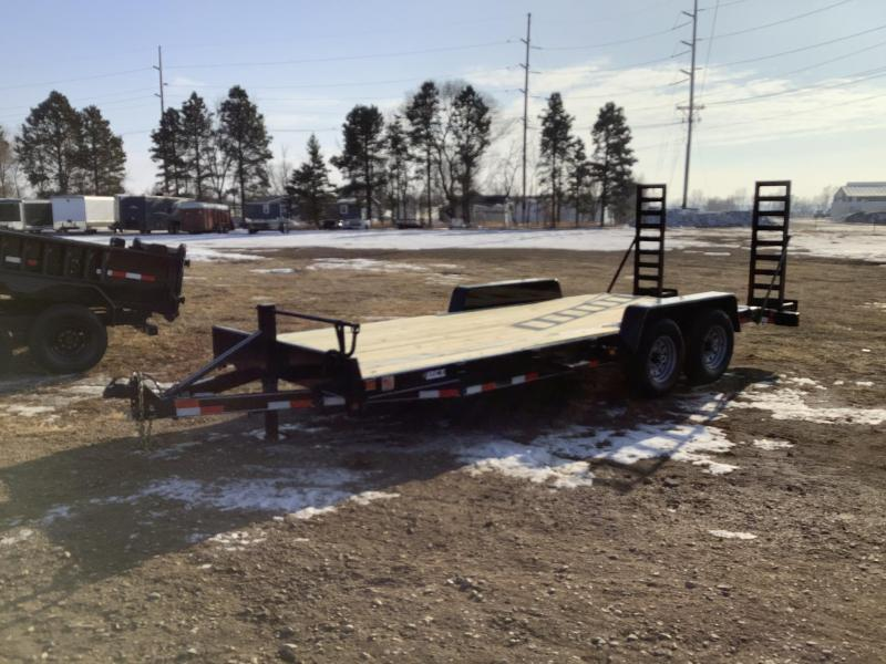 2021 DCT 20' HD Equipment Trailer