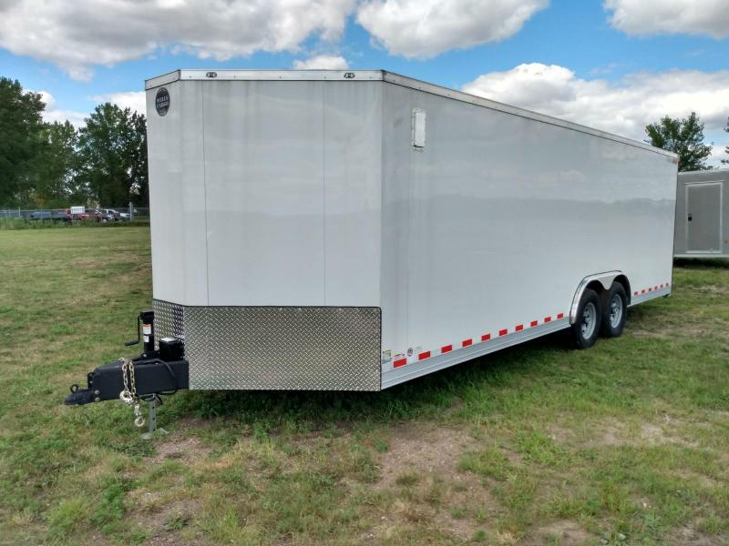2020 Wells Cargo 8.5 X 24' HD Enclosed Cargo Trailer
