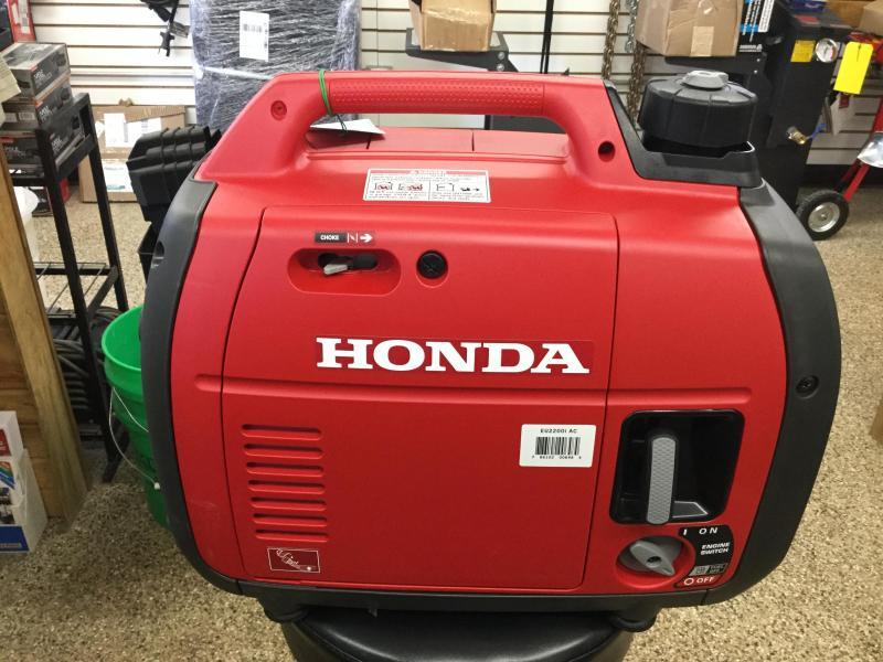 2020 Honda EU2200i Generator