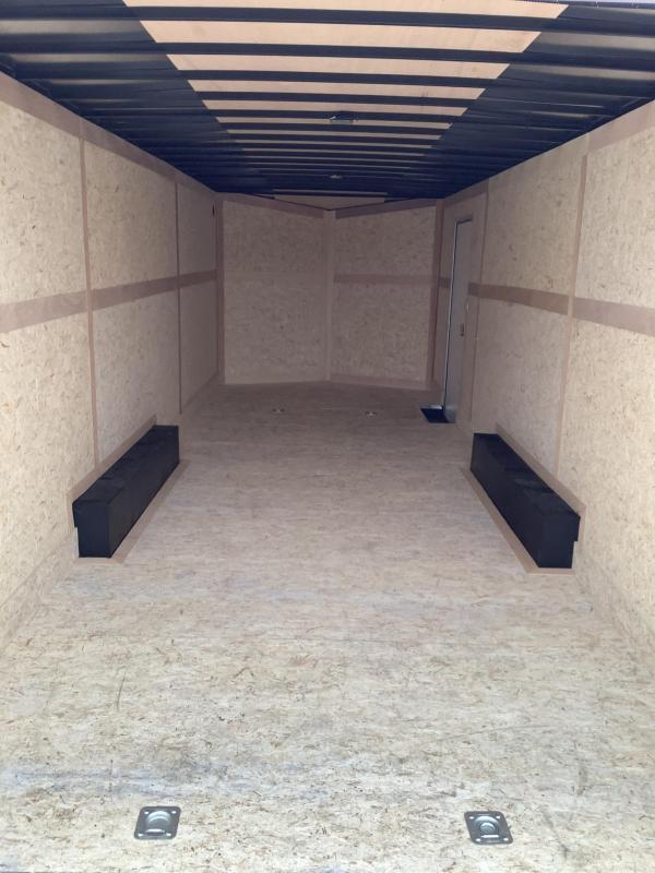 2020 Wells Cargo 8.5x24RFV Enclosed Cargo Trailer