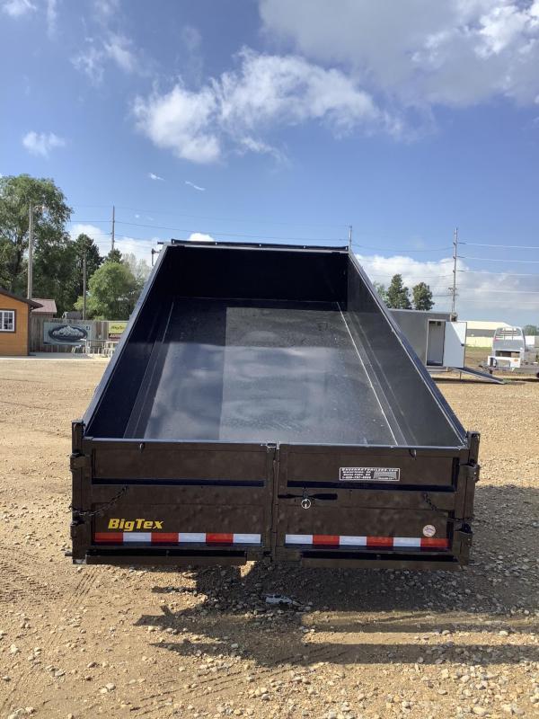 2021 Big Tex Trailers 14LP  Dump Trailer