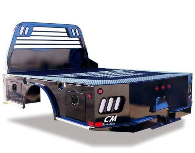 2019 CM Steel SK Truck Bed