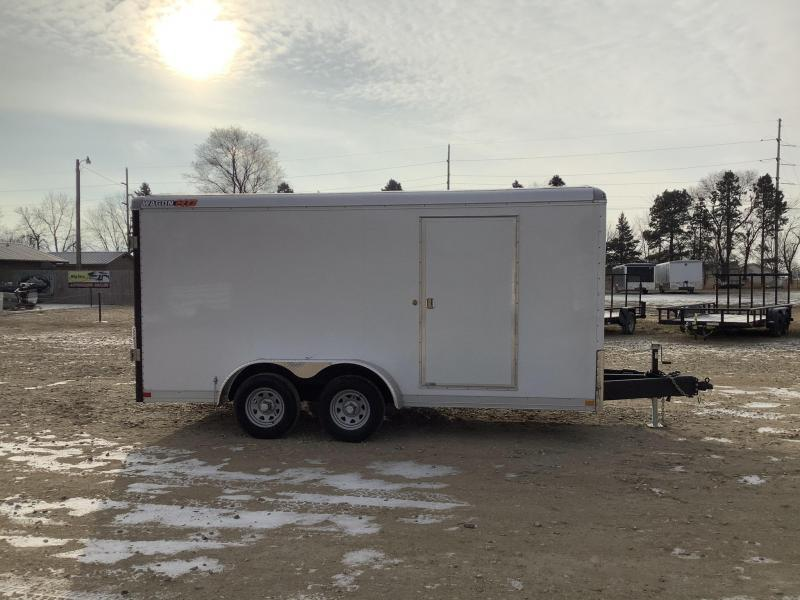 2021 Wells Cargo 7x16 Wagon HD Enclosed Cargo Trailer