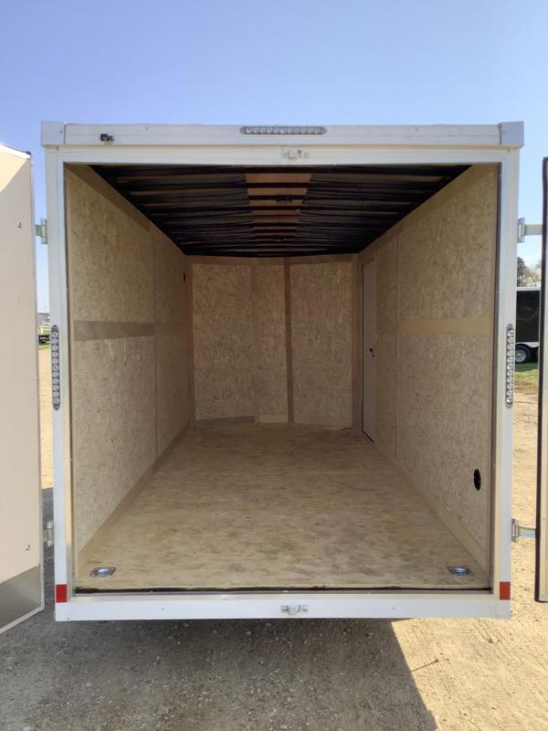 2022 Haulmark 7x16TSV Enclosed Cargo Trailer