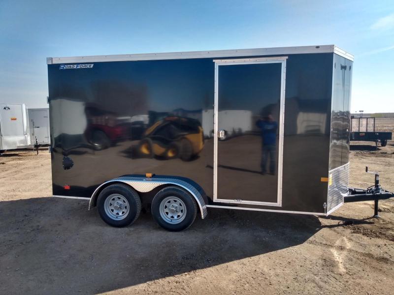 2021 Wells Cargo 7x14x7 Enclosed Cargo Trailer