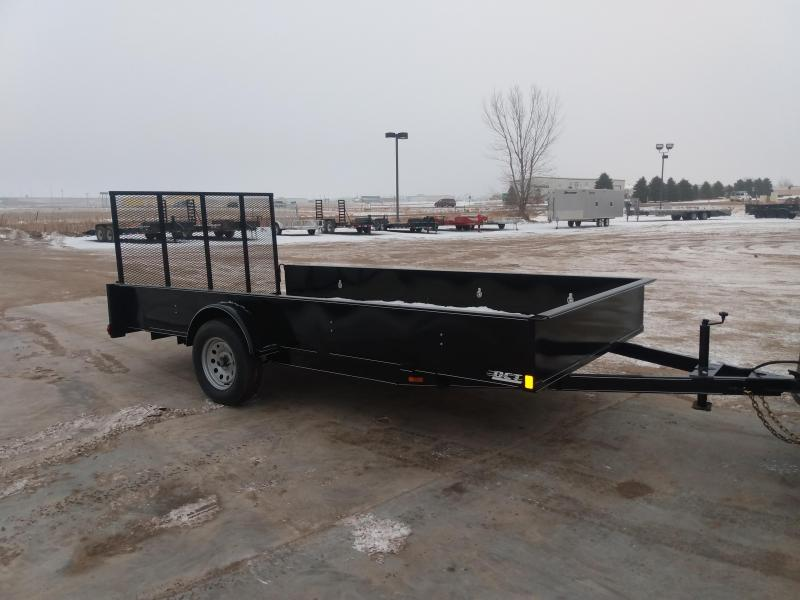 "2021 DCT 83""x14' Utility Trailer"