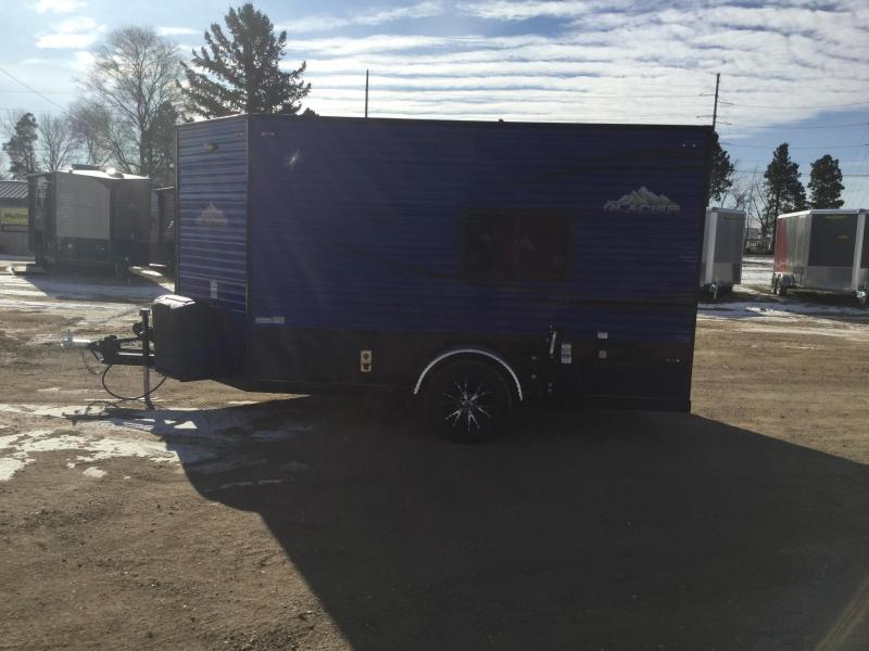 2020 Glacier 612LE Ice/Fish House Trailer