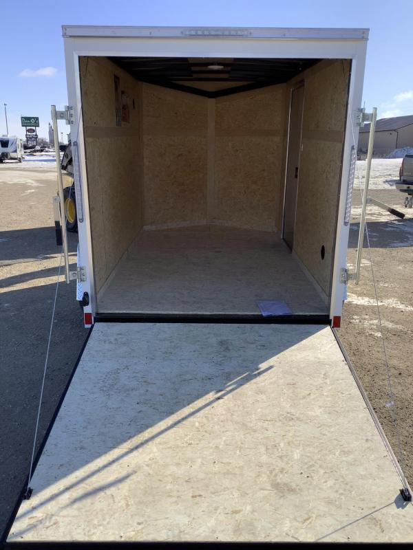 2021 Pace American 6x10 Outback Enclosed Cargo Trailer