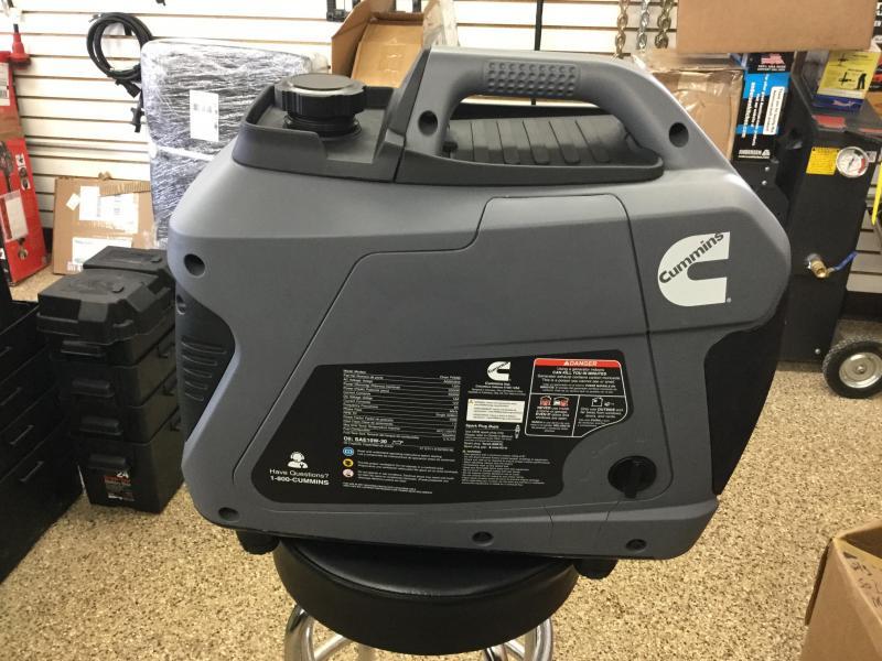 2020 Onan P2500i Generator