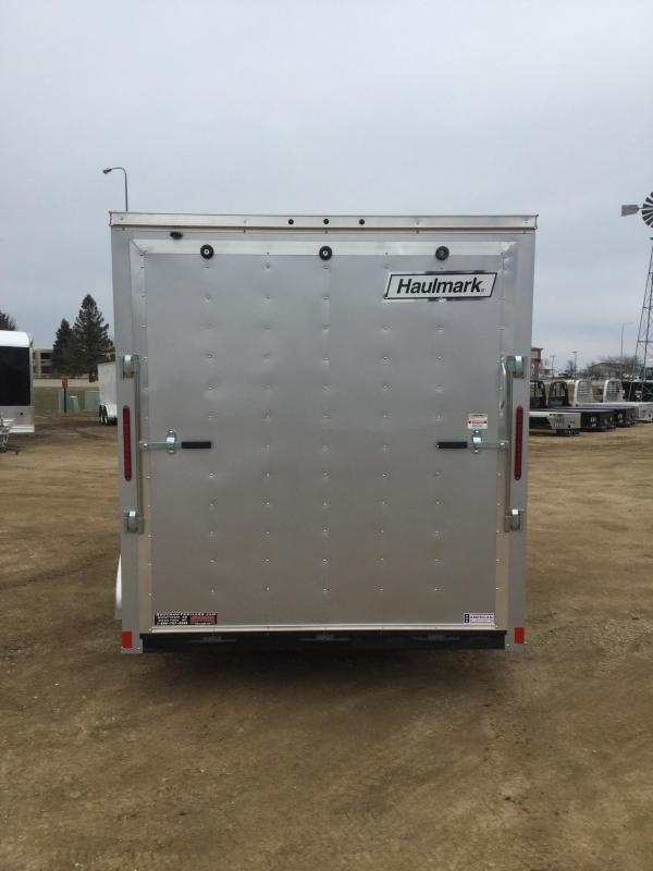 2020 Haulmark 7x14PP Enclosed Cargo Trailer