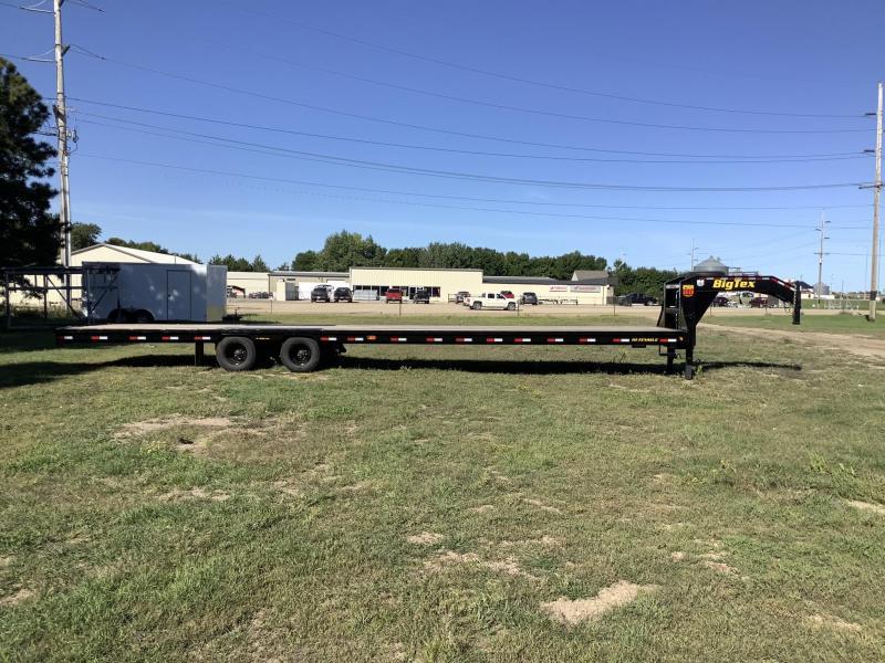 2022 Big Tex Trailers 40' 25GN Equipment Trailer