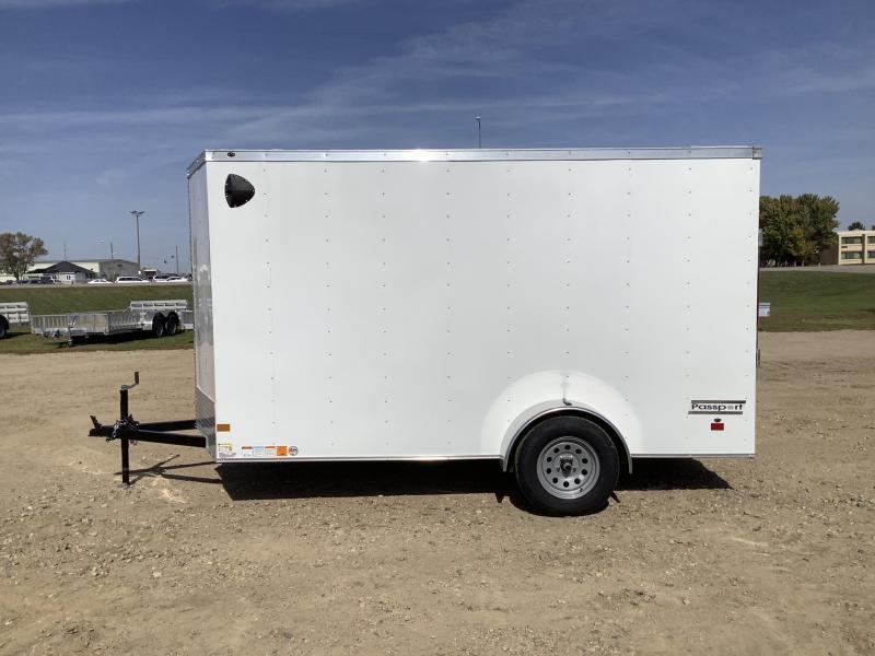 2022 Haulmark 6x12PP Enclosed Cargo Trailer