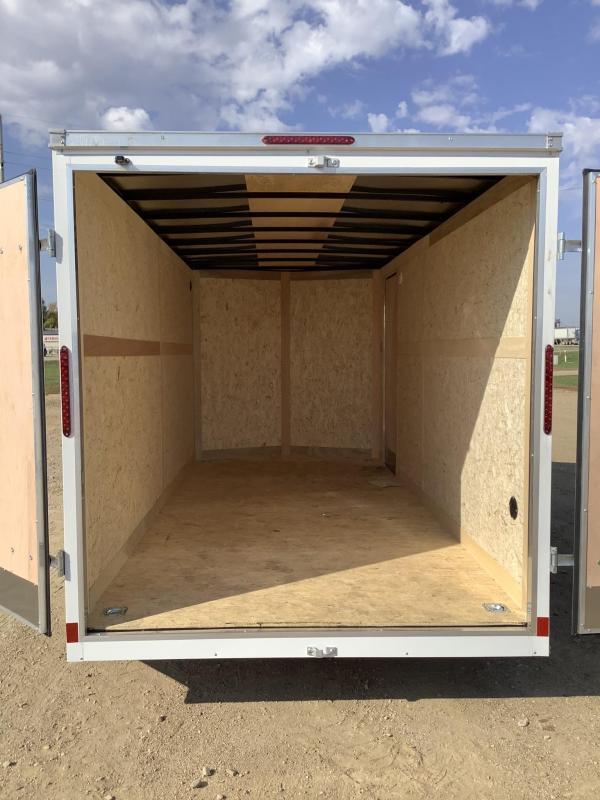 2022 Haulmark 7x16PP Enclosed Cargo Trailer