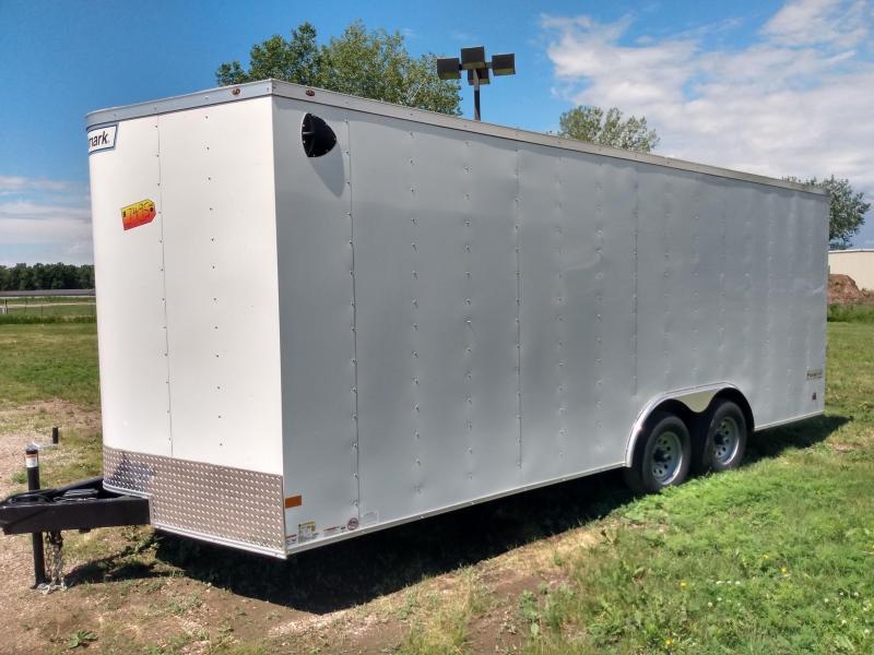 2020 Haulmark 8.5' x 20' Enclosed Cargo Trailer