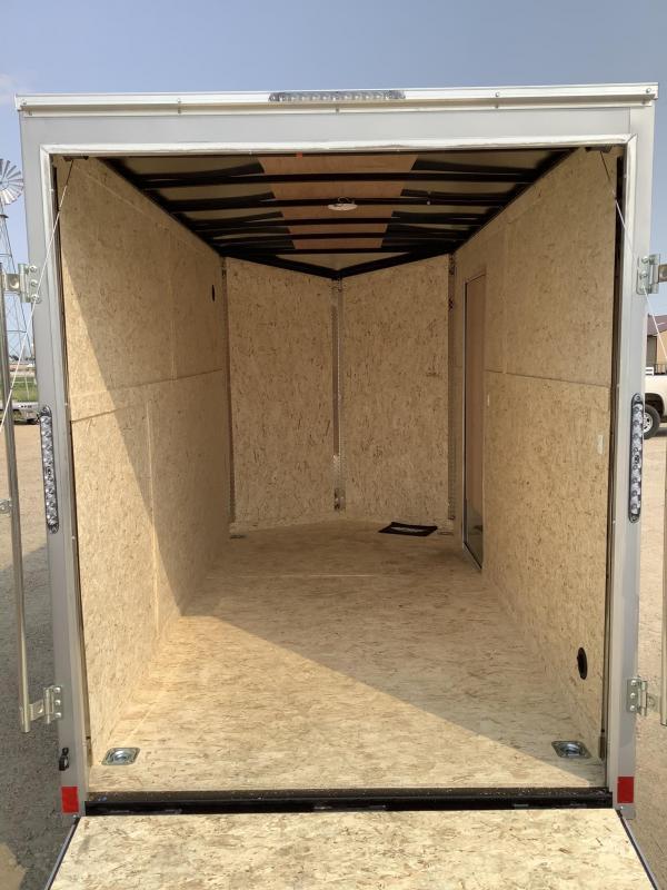 2022 Impact Trailers 6x12 Enclosed Cargo Trailer
