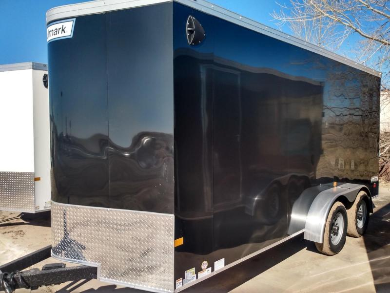 2021 Haulmark 7x16x7 Enclosed Cargo Trailer