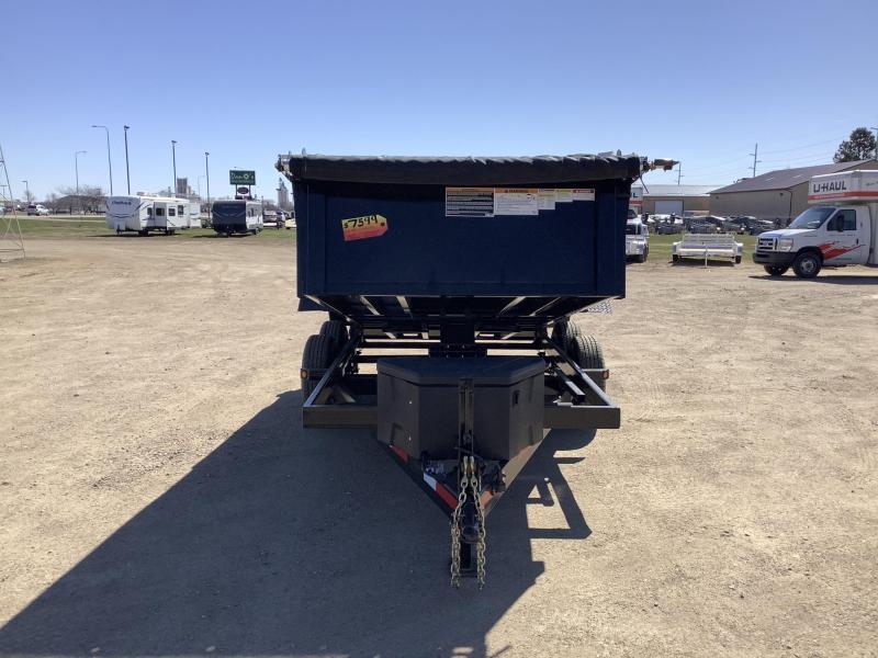 2022 ABU 6x12 Dump Trailer