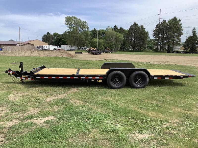 2021 Big Tex Trailers 22FT Tilt Equipment Trailer
