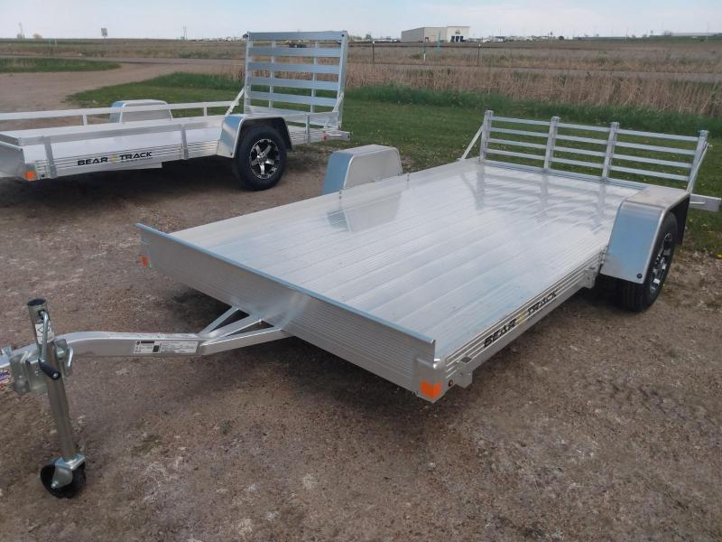 "2020 Bear Track Products 76"" X 144"" Aluminum Utility Trailer"