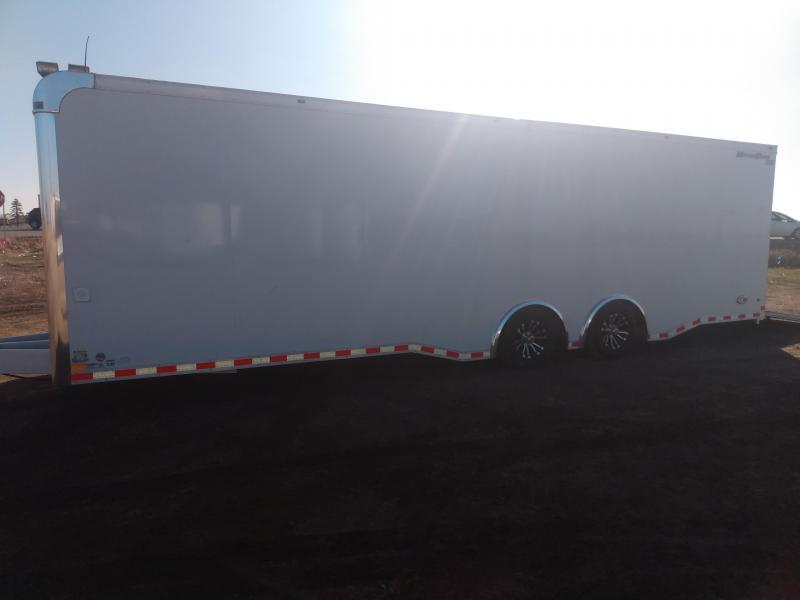 2021 Wells Cargo 8.5x28 Car / Racing Trailer