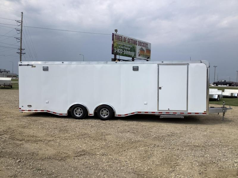 2021 Wells Cargo 8.5x28 Car / Racing Trailer