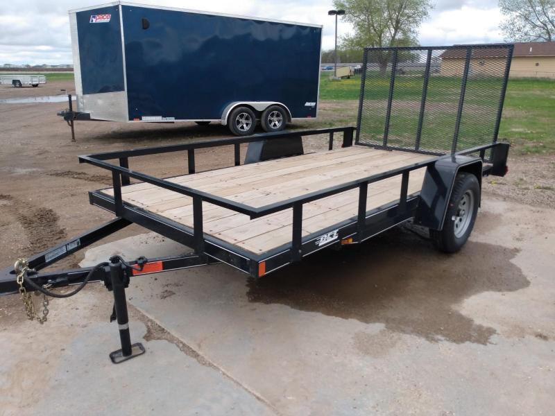 2020 DCT 6 X 12 Utility Trailer