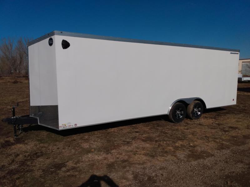 2021 Wells Cargo 8.5 X 24' Enclosed Cargo Trailer