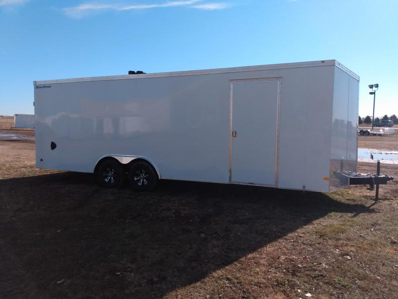 2021 Wells Cargo 8.5 X 24' Enclosed Cargo Trailer