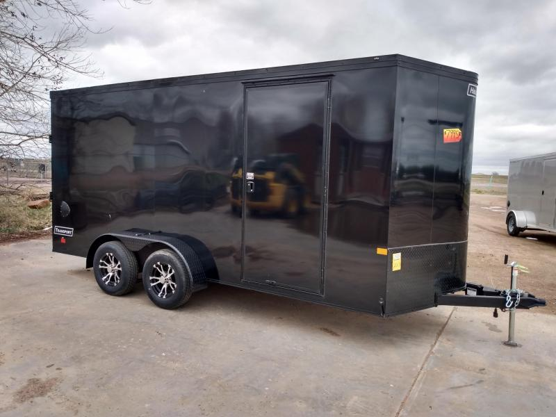 2021 Haulmark 7x16Tv Enclosed Cargo Trailer
