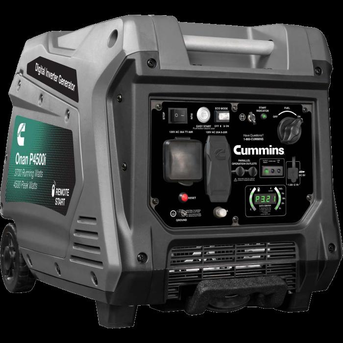 2021 Cummins Onan P4500i Generator