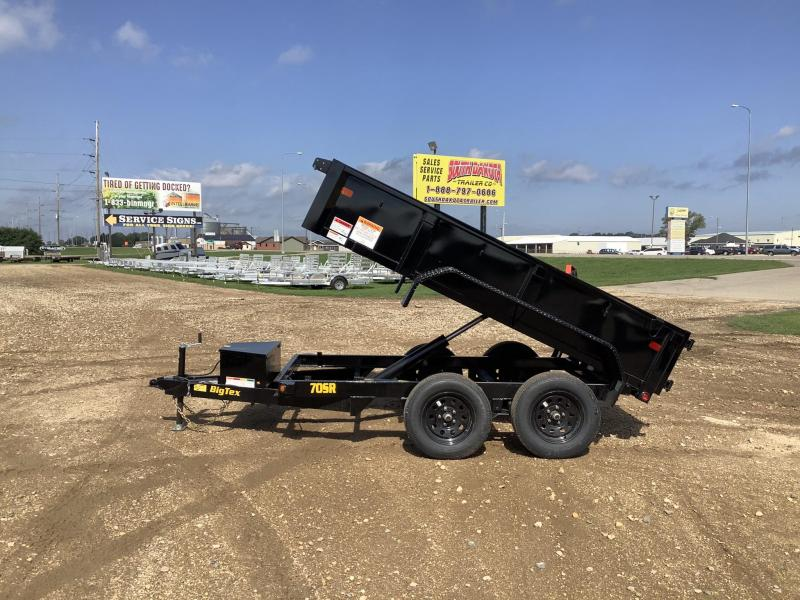 2021 Big Tex Trailers 5x10  Dump Trailer