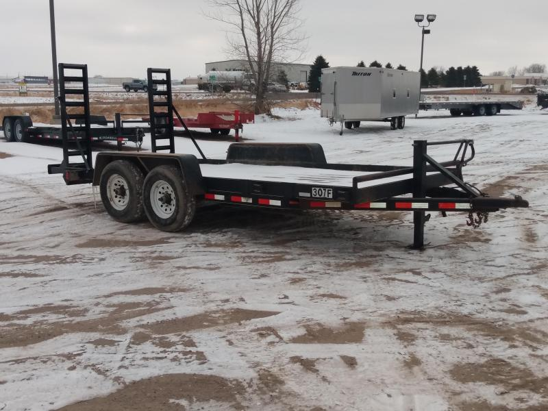 2008 DCT 16' DCT Equipment Trailer