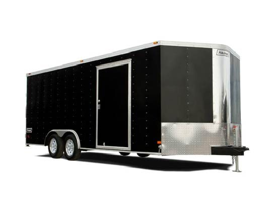 2014 Haulmark Trailers TSTV85X16WT3 Enclosed Cargo Trailer