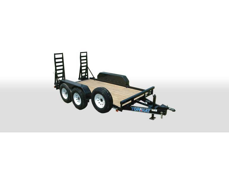 Top Hat Skid Steer Hauler 12000 Series (12 ft. SSBC 12K)