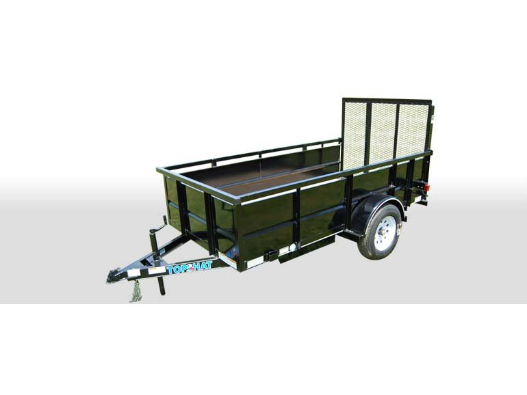 Top Hat 6 ft. 11 in. x 16 ft. Tandem Axle