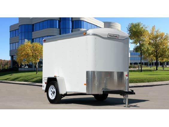 2014 Haulmark Trailers TST5X10DS2 Enclosed Cargo Trailer