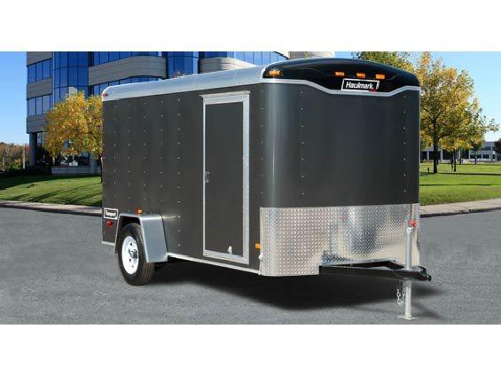 2015 Haulmark TST6X14DT2 Enclosed Cargo Trailer