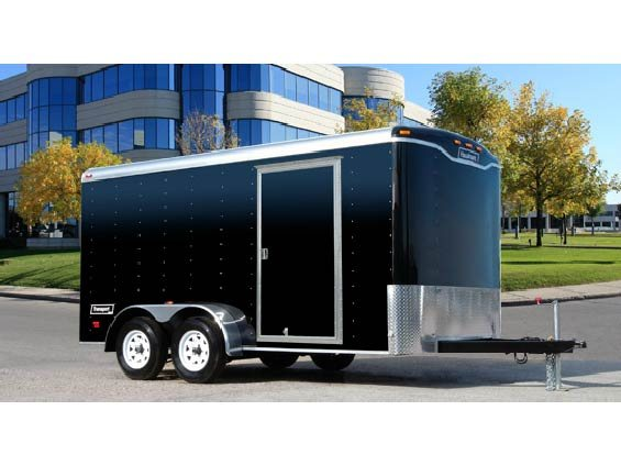 2015 Haulmark TST7X12WT2 Enclosed Cargo Trailer