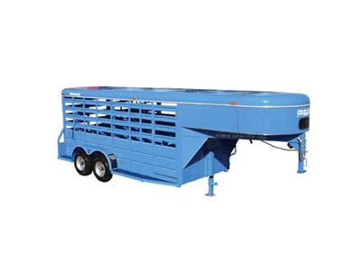 Performance Trailers COH7216G
